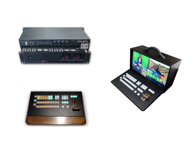 DSC 938 HD / SD video switcher